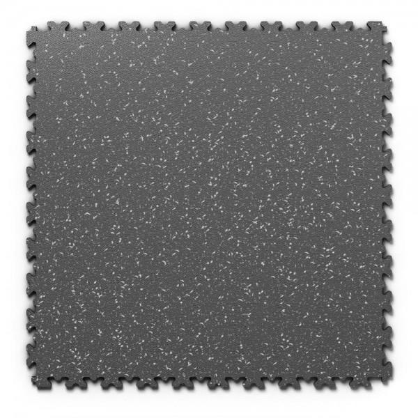 Fortelock industry Print 2020 graphite - Glatt genarbt