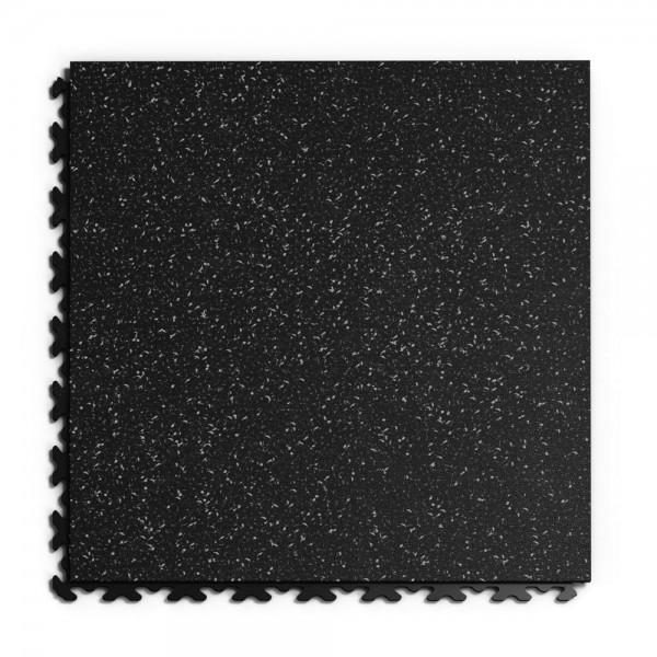 Fortelock Print 2030 ECO Invisible schwarz - Schlangenhaut - 6,7 mm