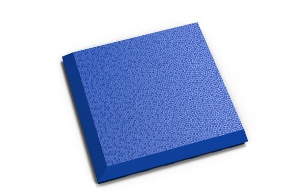 Fortelock Ecke 2038 Skin - genarbt - blue - C