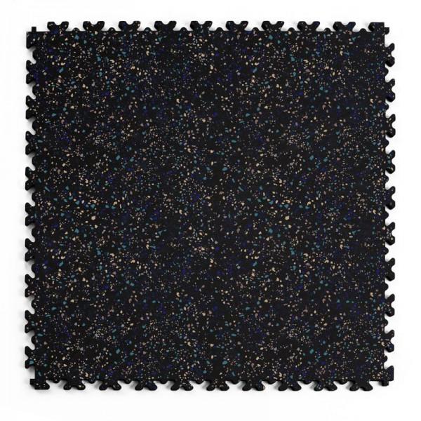 Fortelock Industry Print 2020 ECO Leder Farbe: black 06
