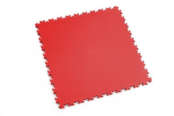 Fortelock Light 2060 rosso rot - Skin - Leder - Glatt - 7 mm