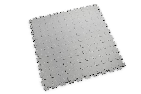 Fortelock 2080 grey - Noppen - Coin - medium duty - 7 mm