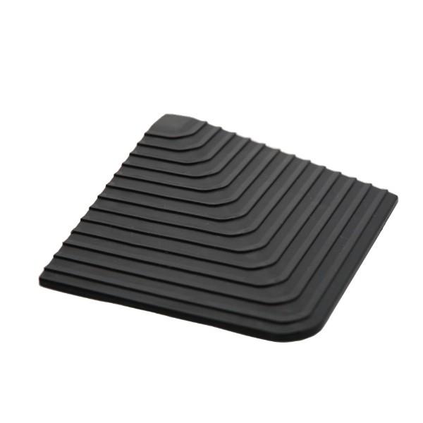 Ecke für evo-floor, Farbe schwarz