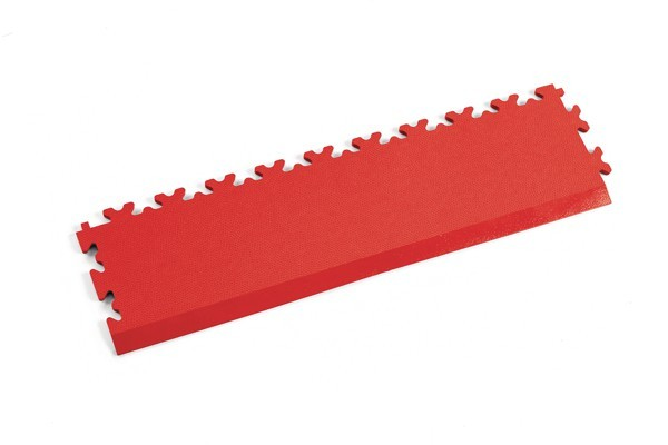 Fortelock Rampe 2020/2025 Skin - Leder - Glatt - rosso rot