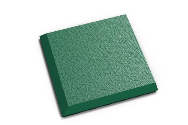 Fortelock Ecke 2038 Skin - genarbt - green - C