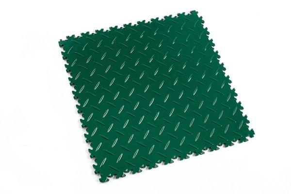 Fortelock Industry 2010 grün - Diamant - Riffelbech - 7 mm