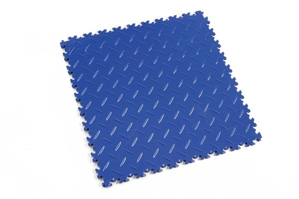 Fortelock Light 2050 blau - Diamant - Riffelbech - 7 mm