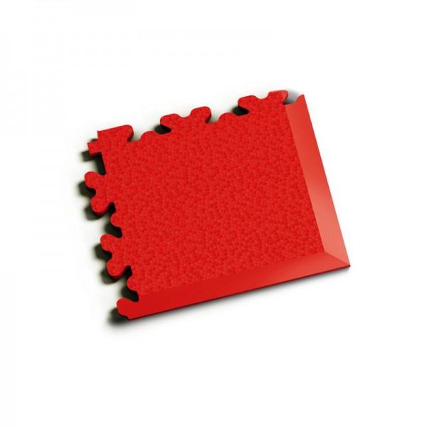Ecke für Fortelock XL 2230 Rosso Rot Plattenstärke: 4 mm