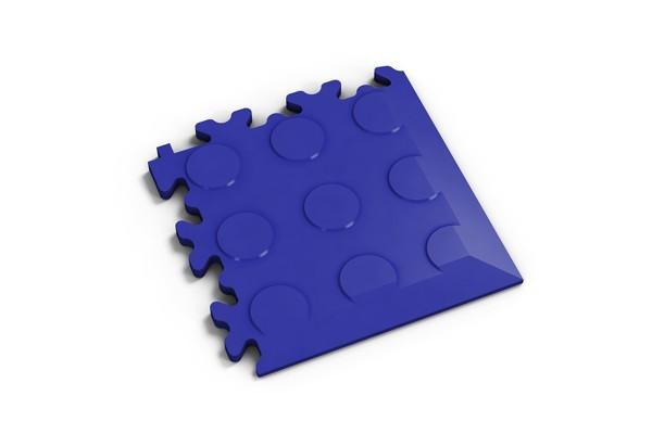 Fortelock Ecke 2040/2046 Noppen - Coin - blau