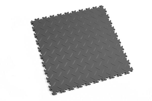 Fortelock 2010 graphit - dunkelgrau - Diamant - Riffelbech - high duty - 7 mm