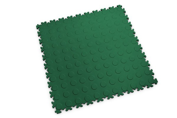 Fortelock 2080 grün - Noppen - Coin - medium duty - 7 mm