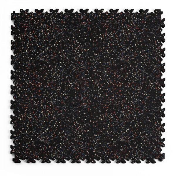 Fortelock Industry Print 2020ECO Leder Farbe: black 04
