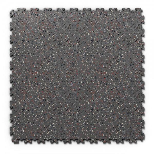 Fortelock Industry Print 2020 Leder Farbe: black 04