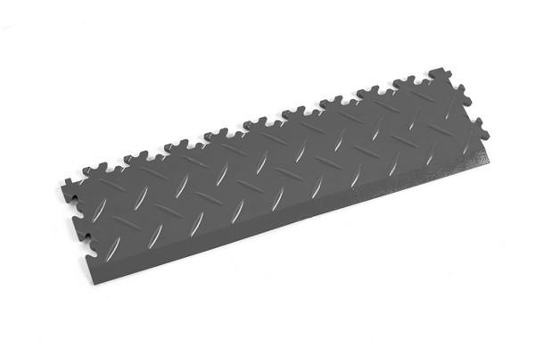 Fortelock Rampe 2015 Diamant - Riffelblech - graphite