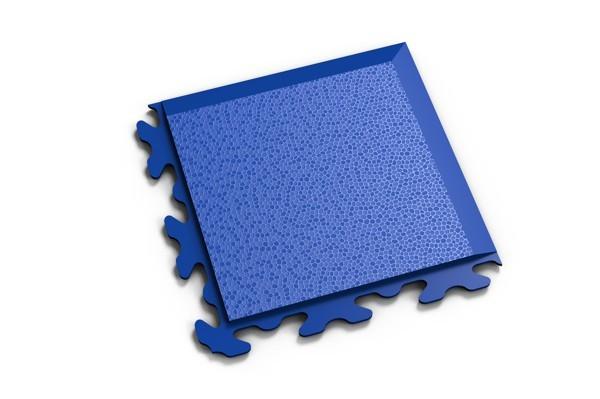 Fortelock Ecke 2037 Skin - genarbt - blue - B