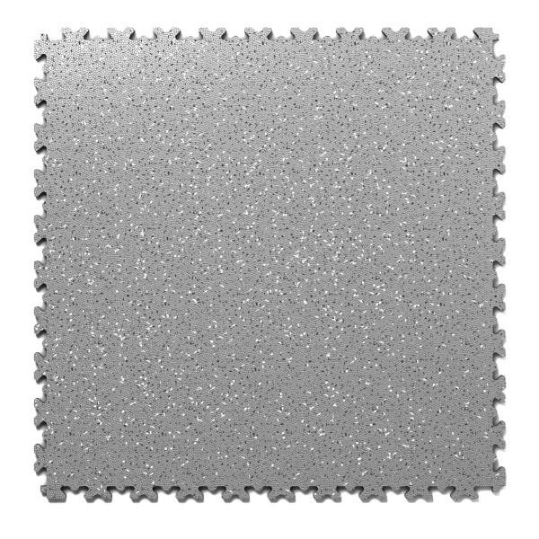 Fortelock Industry Print 2020 grau - Glatt genarbt