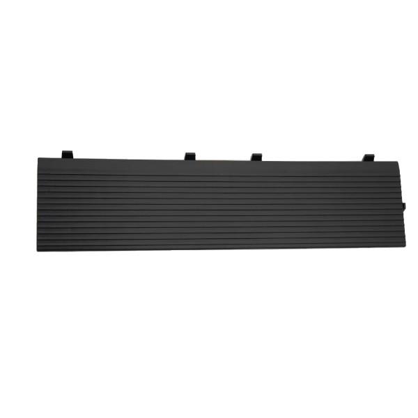 Rampe für evo-floor, Farbe schwarz