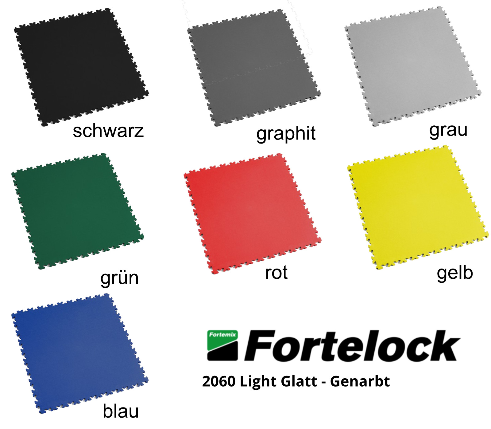 fortelock-light-2060-glatt-genarbt