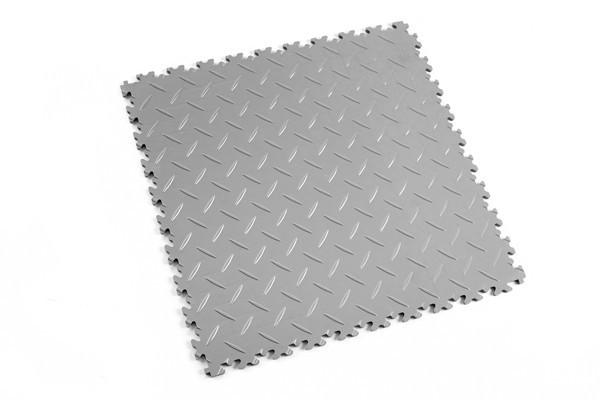 Fortelock Light 2050 grau - Diamant - Riffelbech - 7 mm