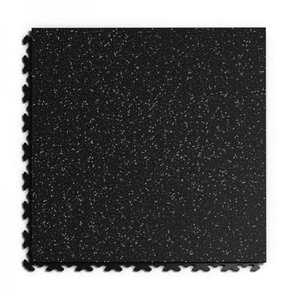 Fortelock Print 2030 Invisible schwarz - Glatt genarbt