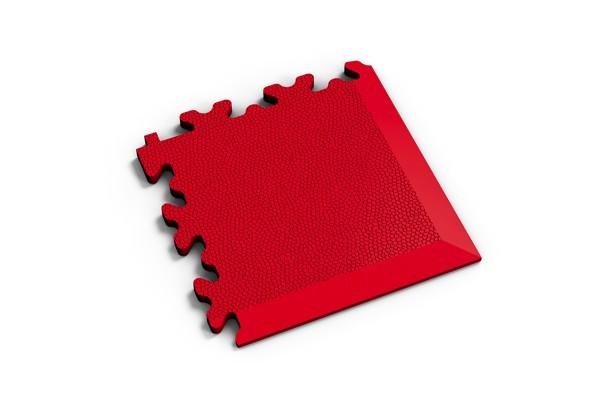 Fortelock Ecke 2020/2026 Skin - Leder - Glatt - rosso rot
