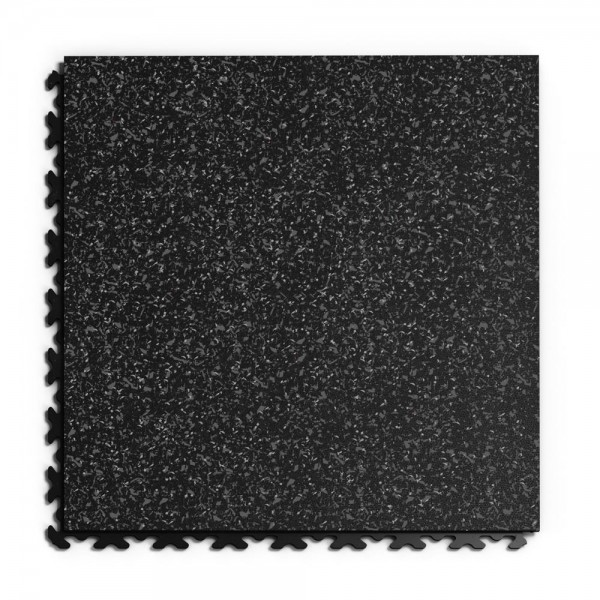 Fortelock Print 2030 ECO Invisible schwarz - Schlangenhaut - 6,7 mm Farbe: black 03