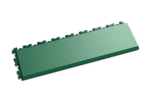 Fortelock Rampe 2032 genarbt - grün - D